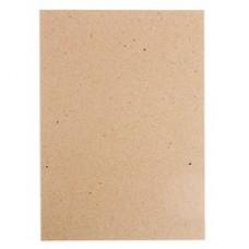 Картон палітурний В1 (80х100), 2мм, коричневий, Україна