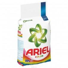 Порошок стиральный автомат цветной Ariel 3кг