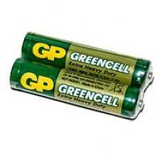 Батарейка GP Greencell 1.5V 24G-S2, сольова R03, ААА