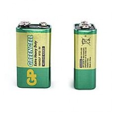 Батарейка GP 6F22(крона) 1604Е/G-S1