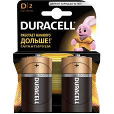 Duracell Basic D Бат. алкалінові 1,5V LR20 2шт. 2шт.